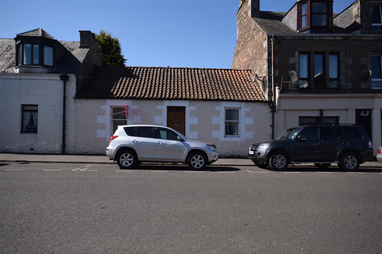 47, Castle Street, Tayport, Fife, DD6 9AB, UK